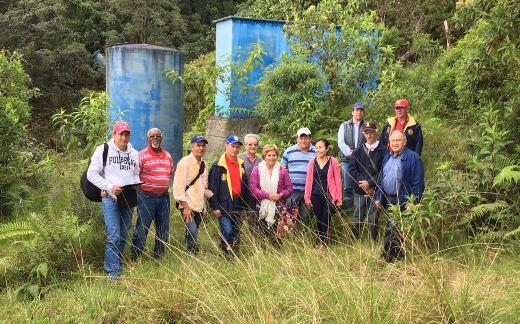 Proyecto Agua Santa